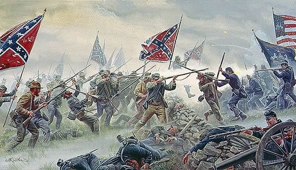 a history of the end of the american civil war The american civil war (1861–1865), among other names also known as the war between the states, was a civil war in the united states of america eleven southern slave states declared their secession from the united states and formed the confederate states of america, also known as the confederacy.
